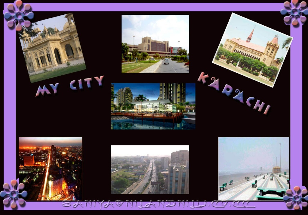 **MY CITY KARACHI** Untitl89