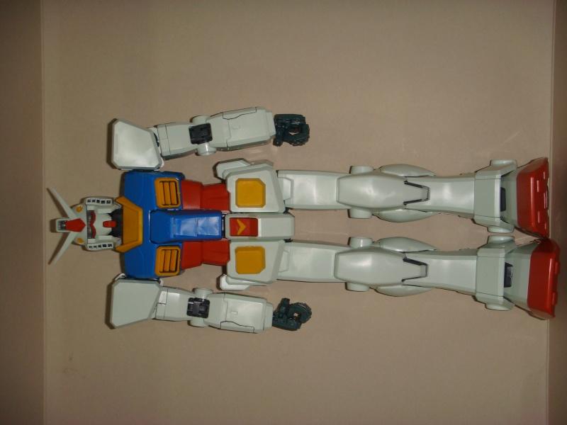 My New RX-78-2 Gundam ( Perfect Grade ) Just Finis Fixing Dsc01913