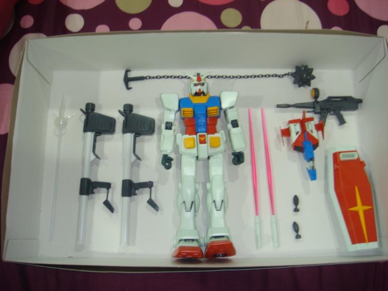 My New RX-78-2 Gundam ( Perfect Grade ) Just Finis Fixing Dsc01914