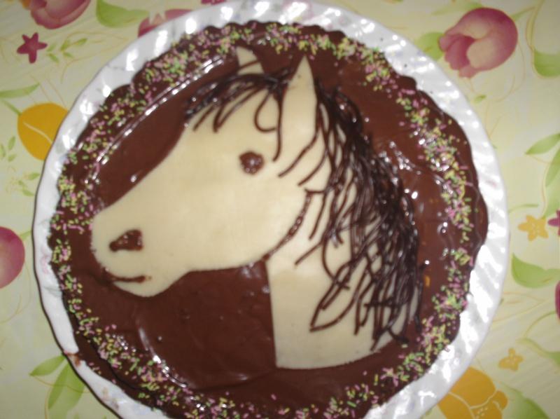 cheval, zèbre et licorne C10