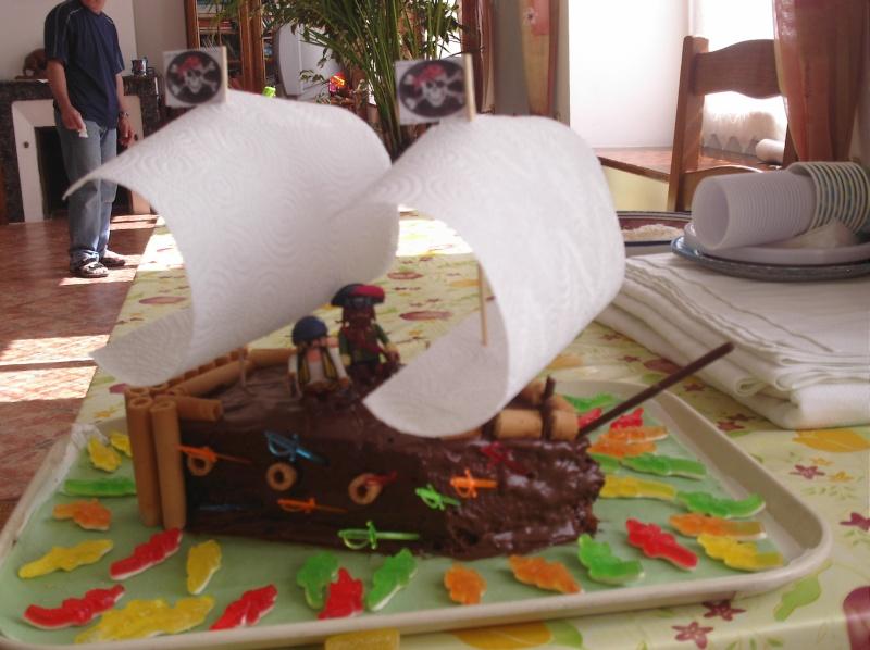 Le bateau pirate - Page 2 Cle810