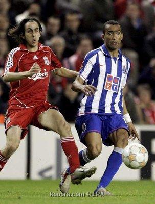 تشيلسي يتعاقد مع المدافع البرتغالي بوسينجوا من فريق بورتو Epa_so17
