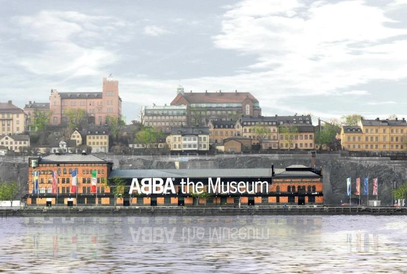 ABBA Museum à Stockholm - Suède Abbamu10