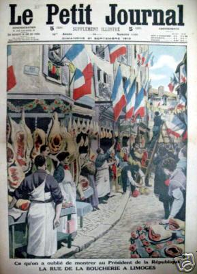 Limoges la méconnue, France Bouche13