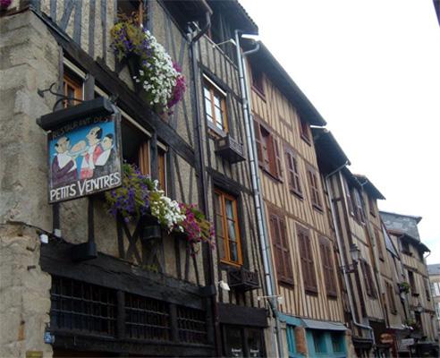 Limoges la méconnue, France Bouche20