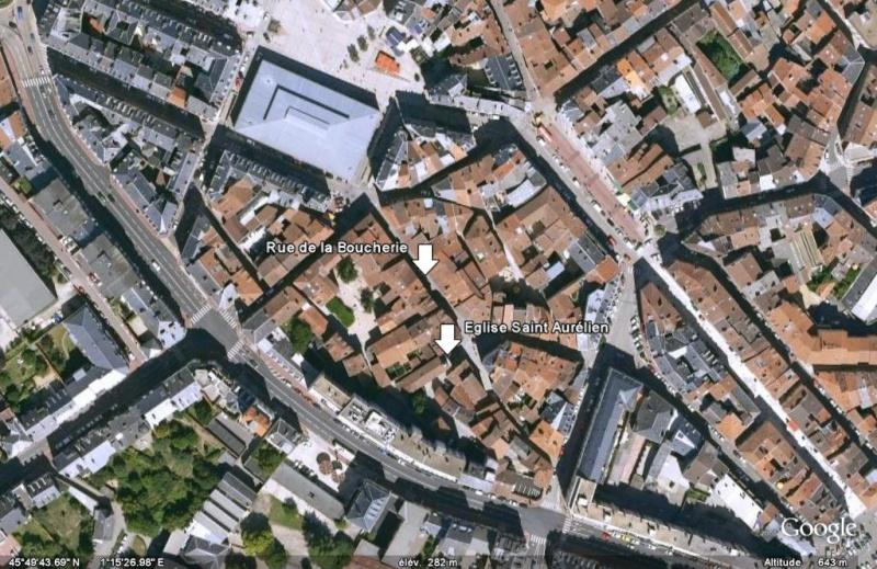 Limoges la méconnue, France Bouche21