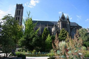 Limoges la méconnue, France - Page 2 Cath110