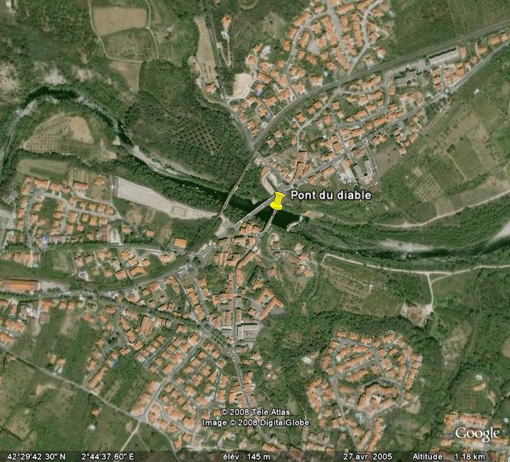 Ponts du Diable Ceret611