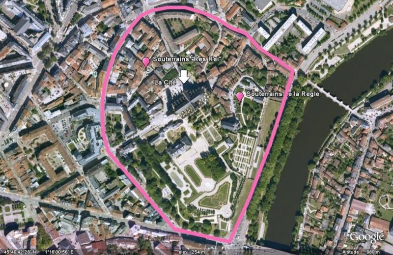 Limoges la méconnue, France Citege10
