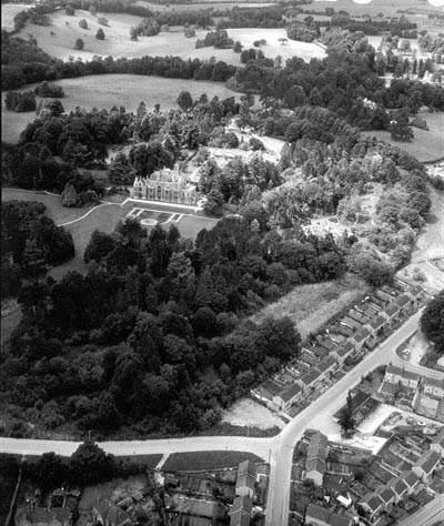 Manoir de George Harrison, Henley on Thames - Angleterre Friar210