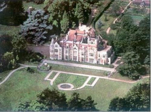 Manoir de George Harrison, Henley on Thames - Angleterre Friar410