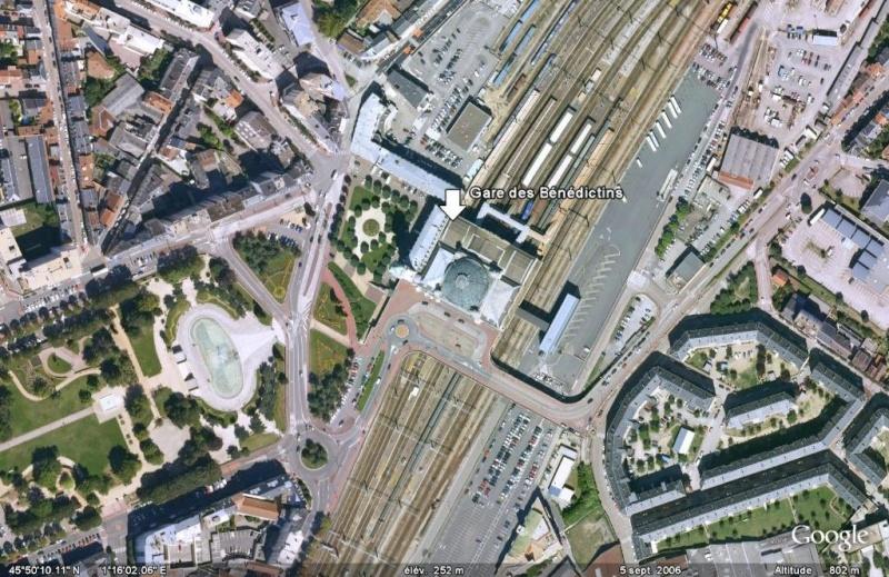 Limoges la méconnue, France Gare10