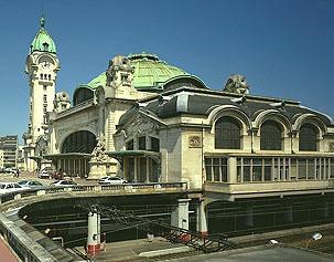 Limoges la méconnue, France Gare110