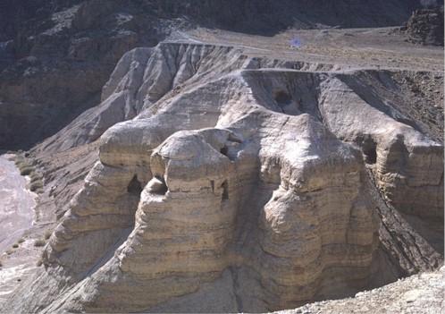 Les lieux sacrés - Héritage spirituel du Monde. - Page 2 Qumran11