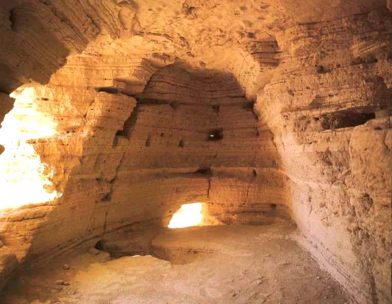 Les lieux sacrés - Héritage spirituel du Monde. - Page 2 Qumran12