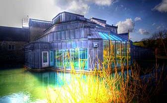Peter Gabriel's Real World Studio, Box - Angleterre Real_w14