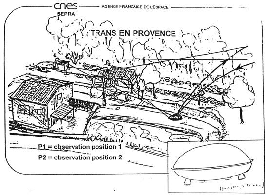 L'affaire de Trans-en-Provence, Var, France Trans110