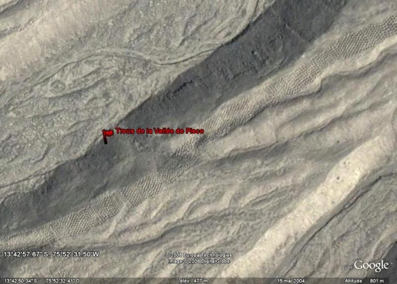 Trous de la vallée de Pisco, Pérou Trous_10