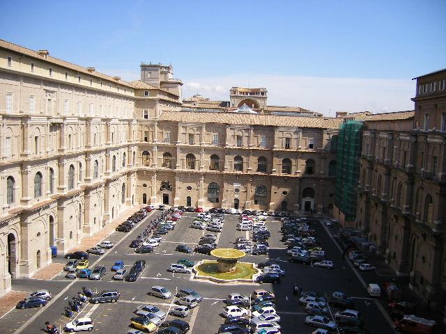 L'enfer, Vatican Vatica13