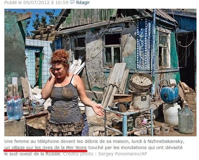 Inondations: les Russes cherchent des responsables - par Pierre Avril et les autres... Inonda10