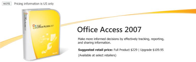هديتى لكم بمناسبة الإشراف .. Microsoft Office System 2007 SP1 .. سعره يزيد على 8000 دولار أمريكى !! M_acce10