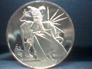 """Monedas de Oro sobre Bronze """"La Fiesta Brava"""" Mon313"""