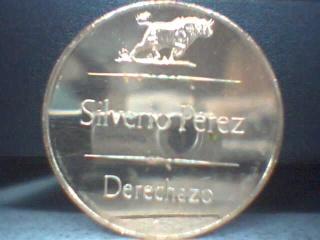 """Monedas de Oro sobre Bronze """"La Fiesta Brava"""" Mon413"""