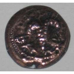 Bronce de Judea de la rebelión de Bar Kochba (134-135 d.C.) Img410