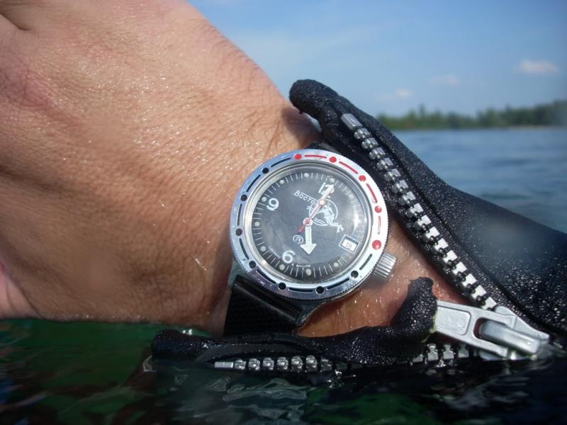 vostok - Bapteme de ma nouvelle Vostok Amphibia Dscn1710