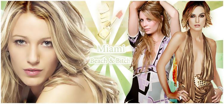 Miami Beach & Bitch I_back10