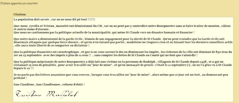 Le Marché de St Claude c'est de la folie Trahis10