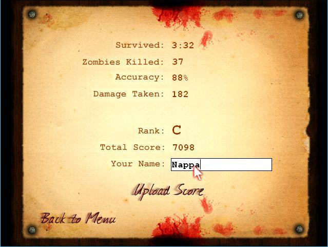 Dead frontier Zombie10