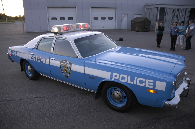 Mon projet NYPD car ! - Page 8 137110