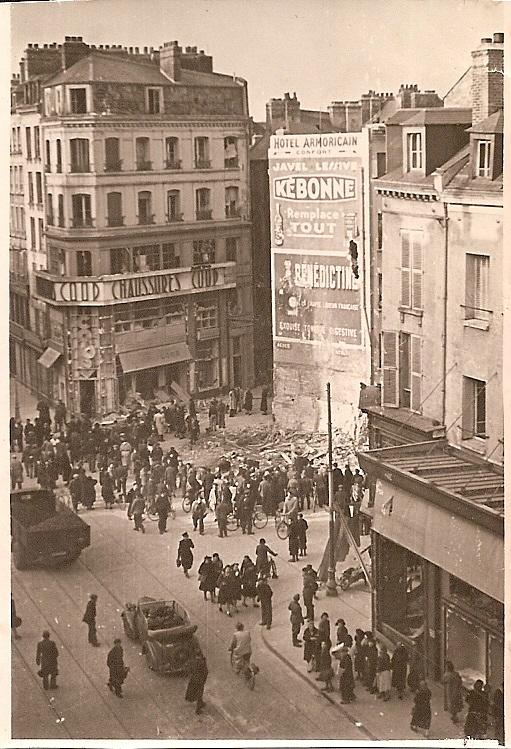 Journal - 1940 - Bombardement, Exode, Allemands, Résistance, Casino ... Numeri24