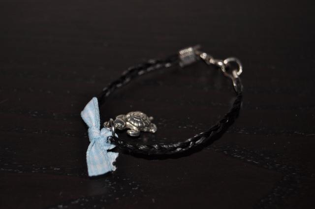 Bracelets en crins de cheval ^^ Noël approchant... =) Dsc_0122