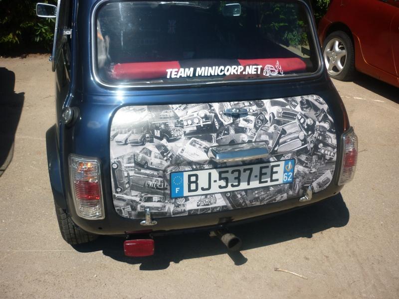 5 th Mini & deuche rally days 2 & 3 juillet 2011   P1090718