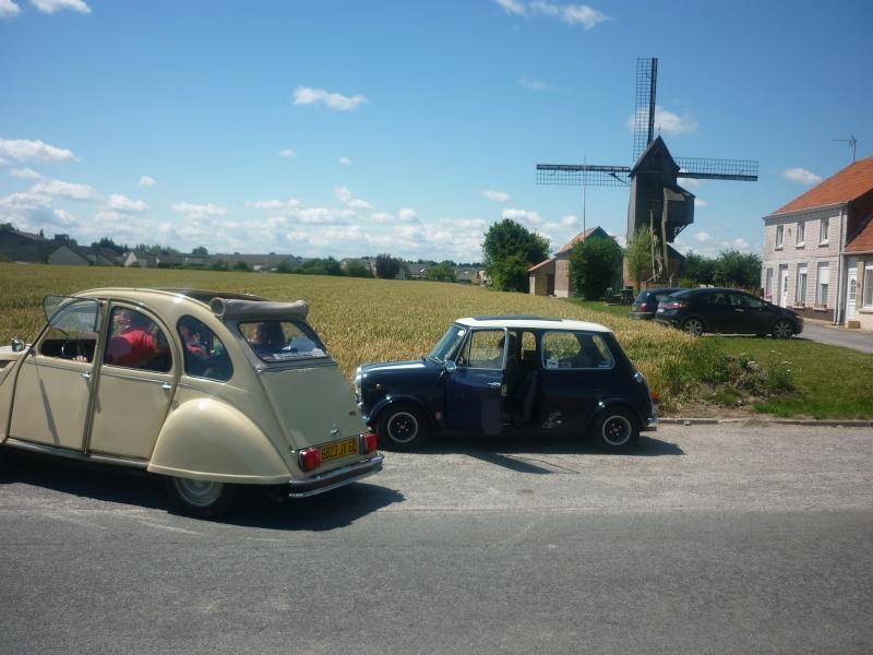5 th Mini & deuche rally days 2 & 3 juillet 2011   P1090719