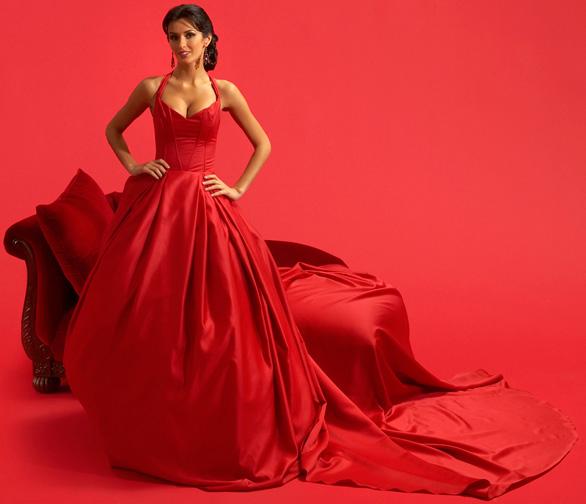 Katerina Boci, vajza nga Lushnja stiliste ne SHBA Ca5r5g10