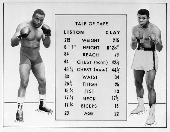 Фотографии боксёров Liston10