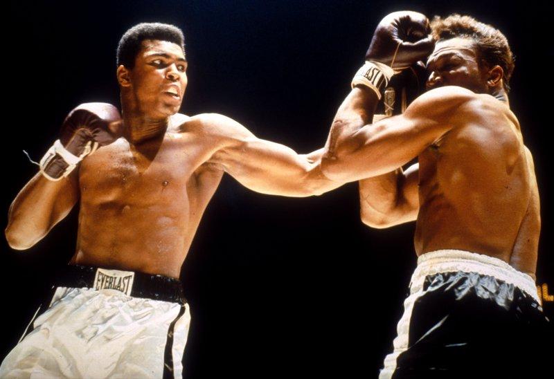 Фотографии боксёров Muhamm11