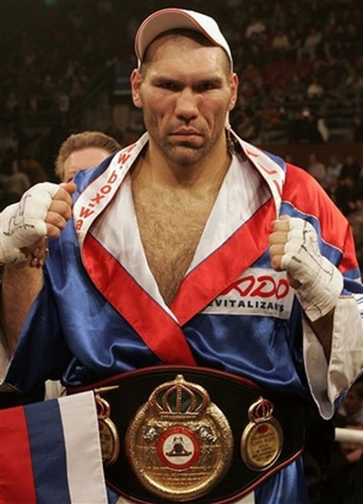 Фотографии боксёров Nikola10