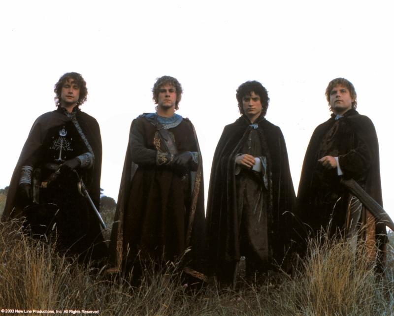NADA DE TAMANHO, TUDO DE CORAGEM!!! Hobbit12