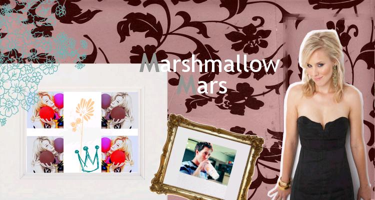 Marshmallow Mars