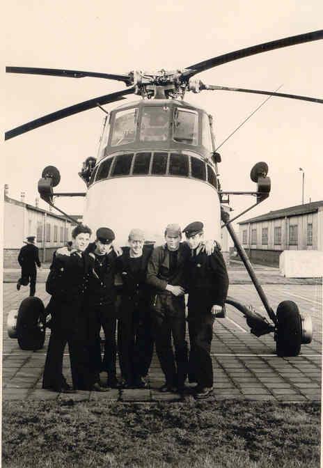 Sikorsky H-34 Devant11