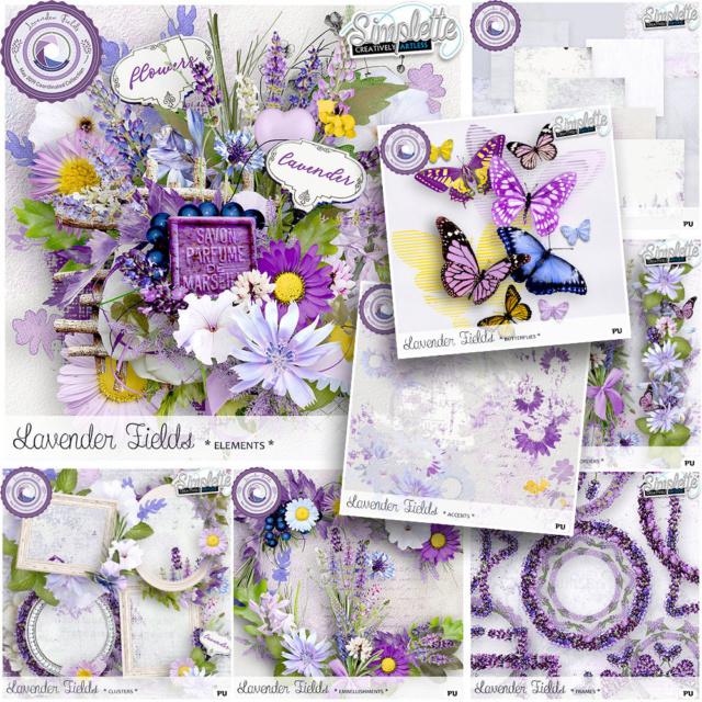10 mai : Lavender Fields Collec33