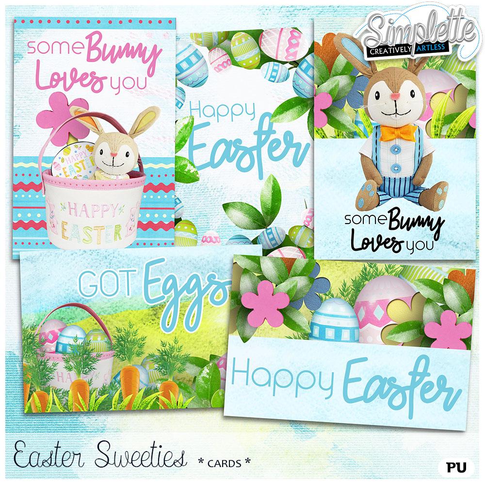 17 avril : Easter Sweeties Simpl296