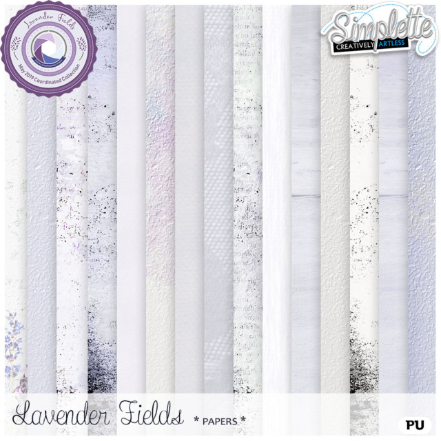 10 mai : Lavender Fields Simpl317