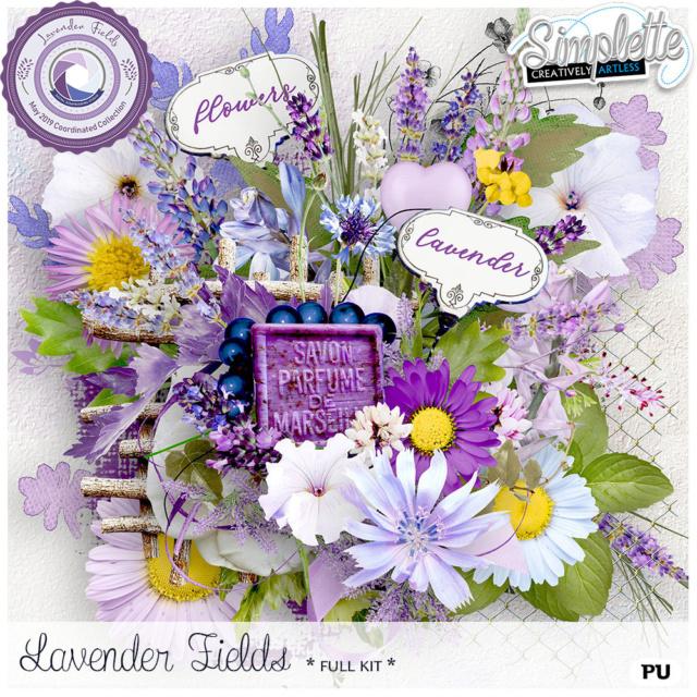 10 mai : Lavender Fields Simpl318