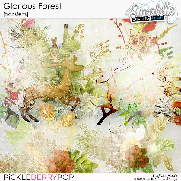 3 décembre : Glorious Forest Simpl559