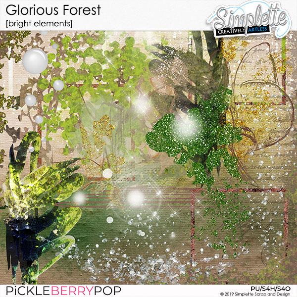 3 décembre : Glorious Forest Simpl561